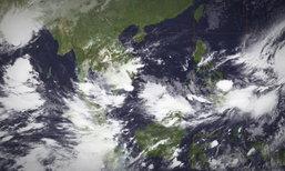 กรมอุตุฯ ประกาศเตือนอากาศแปรปรวน จับตาพายุที่แหลมญวน