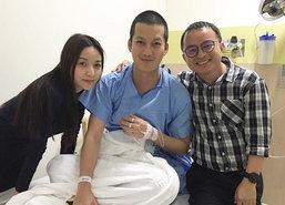 เชน โหมงานหนักพักผ่อนน้อยทำป่วยหวัด