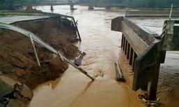 ถ.เพชรเกษม ลงใต้คอสะพานขาด-รถติดยาว 10 ก.ม.