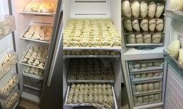 รักล้นตู้! แห่โพสต์รูปอาหารเต็มตู้เย็น ความห่วงใยจากพ่อแม่