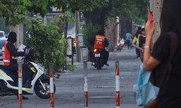 กทม.เอาจริง! เพิ่มโทษขี่รถจักรยานยนต์บนทางเท้า หากทำผิดเจอปรับหนัก