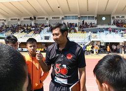 ทั่วไทยร่วมคัดตัวฟุตบอลพิเศษที่ขอนแก่น
