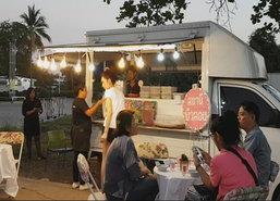 แม่ค้าสุโขทัยอยากเห็นเด็กกินขนมไทยหันเปิดร้านบัวลอย