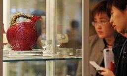 จีนกลายเป็นตลาดใหญ่ของการค้าขายงานศิลปะ