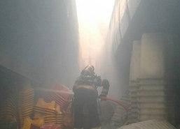ตร.เผยยังจับไม่ได้มือเผาสะพานไทยเบลเยี่ยม-เร่งล่า