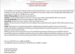 อุตุฯประกาศฉ.18ประเทศไทยอากาศแปรปรวน