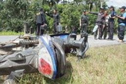 ส่งศพ 2 ทหารที่ถูกตัดคอกลับไปบำเพ็ญกุศลที่บ้านเกิด