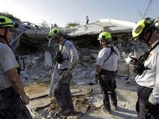 เจ้าหน้าที่ยูเอ็นเสียชีวิตในเฮติเพิ่มเป็น 61 คน