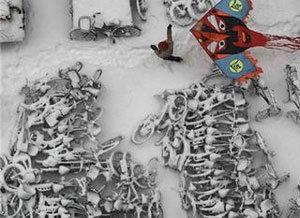 หิมะถล่มในซินเจียง มีผู้เสียชีวิต 14 คน