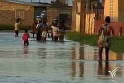 น้ำท่วมหนักในแอฟริกา ตาย 60 คน