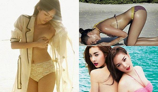 Summer 2013 ซูซ่า ซุป'ตาร์ สลัดผ้า เซ็กซี่
