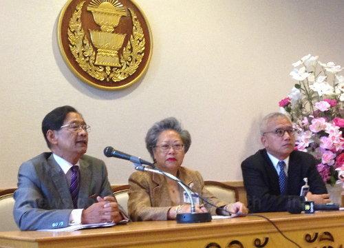 อียูหนุนหารือไทยเป็นคู่ค้าพัฒนาเศรษฐกิจ