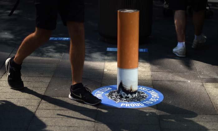 ซิดนีย์เพิ่มจุดปลอดบุหรี่