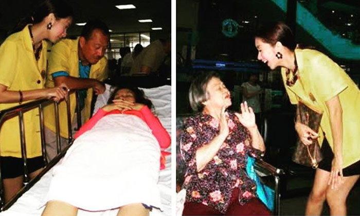 """ใหม่ สุคนธวา """"นางฟ้าโรงพยาบาล"""" ทำงานมานานกว่า 7 ปี"""