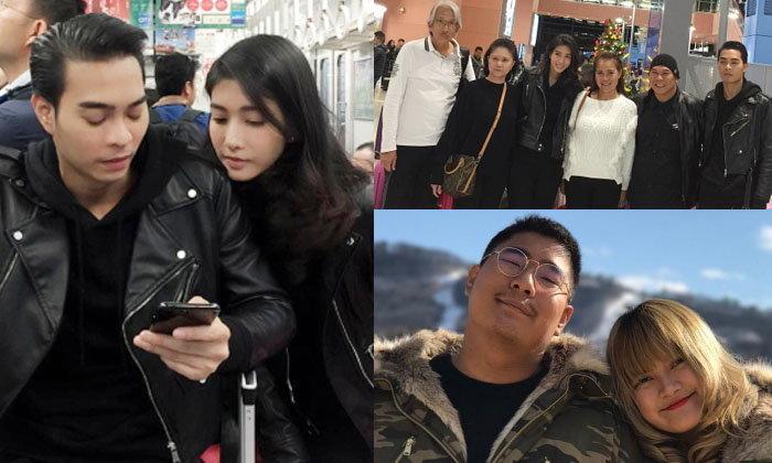 พ่อโหน่ง มีความสุขลูกๆ ควงแฟนสาวเที่ยวญี่ปุ่นเป็นครอบครัว