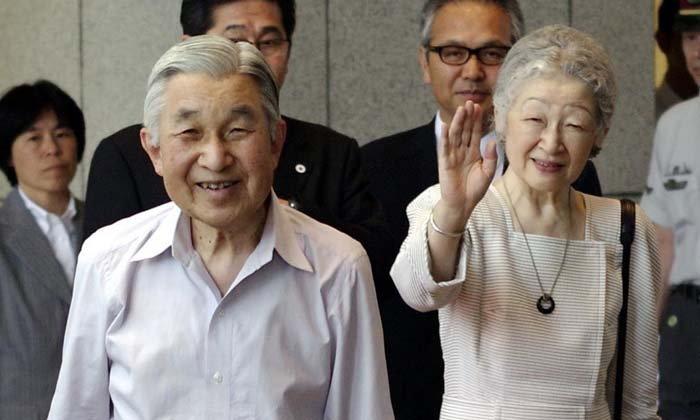 สมเด็จพระจักรพรรดิญี่ปุ่นจะเสด็จถวายราชสักการะพระบรมศพ ร.9