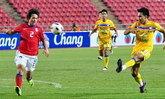 ทีมชาติไทย ประเดิมแย่แพ้ ทีมชาติเกาหลีใต้ 3-1