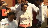 """นักข่าวบีบีซีมอง NLD ชนะเลือกตั้ง ยังต้องฝ่าด่านรัฐธรรมนูญที่ห้าม """"ซู จี"""" เป็นประธานาธิบดี"""