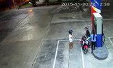 รวบสองผัวเมียตระเวนลักทรัพย์ตามร้านกาแฟ