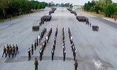 ผบ.ทบ.ประธานพิธีสัตย์ปฏิญาณวันกองทัพบก