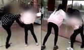 อื้อฉาวทั้งจีน นร.หญิง 18 คนรุมตบเพื่อนคนเดียว เพราะสวยกว่า