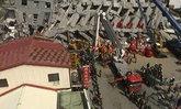 ไต้หวันตรวจสอบมาตรฐานตึกถล่มแผ่นดินไหว