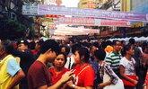 ตรุษจีนเยาวราชคึกปชช.เฝ้ารับเสด็จพระเทพฯแน่น
