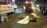 สลด! หนุ่มเยอรมันขับรถเฉี่ยวชนสาวโปแลนด์จูงมือแฟน ดับจมกองเลือดกลางเมืองภูเก็ต