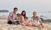 อบอุ่นวันแห่งความรัก ครอบครัวสหวงษ์ริมทะเล