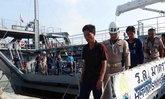 ทร.2จับเรือประมงเวียดนามลอบเข้าน่านน้ำไทย