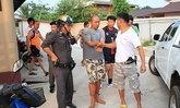 ตำรวจบุกจับนักโทษหนีศาลแอบซุกบ้านเพื่อน