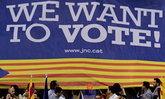 คาตาลันเดินหน้าแยกเอกราชไม่รอผลศาลรธน.สเปน