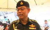 กองทัพไทยนำบุตรหลานทหารกราบพระบรมศพ