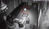 พระแตกตื่น! กล้องวงจรปิดจับภาพดวงไฟปริศนาลอยในวิหาร เชื่อเป็นวิญญาณหลวงปู่ศูข