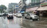 กทม.ฝนตกรถติดในหลายพื้นที่-แนะระวัง