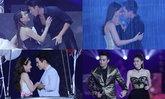 ภาพสุดฟิน 8 คู่จิ้น สวีทบนเวทีคอนเสิร์ตช่อง 3 LOVE IS IN THE AIR