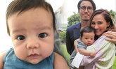 น้องควินน์ ลูกชายแม่เจนสุดา กับพ่อพอล หล่อแต่เด็ก คางเป็นวีเชฟจิ๋ว