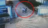 2 ด.ช.หายจากโรงเรียน ที่แท้แม่มารับ พบมีประวัติเอาลูกเร่ร่อนขายของ