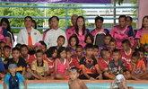 ศรีสะเกษหวั่นเด็กจมน้ำสอนนักเรียนว่ายน้ำเพื่อชีวิต