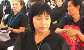หญิงวัย49เดินทางกราบพระบรมศพแล้ว136ครั้ง