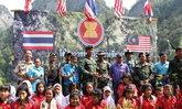 ทหารไทย-มาเลย์จัดกิจกรรมปลูกป่ารับAEC