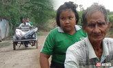 วอนช่วย เด็กหญิงสอบได้ที่ 1 ทุกปี แต่มาเก็บขยะประทังชีวิต