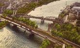 คลอดโปรเจกต์ 'สะพานเดินข้ามเจ้าพระยา' แห่งแรกของไทย