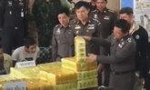 รวบเครือข่ายค้าเสพติดนนทบุรียึด1.9ล้านเม็ด