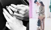 โมเม แท็กรูปใส่แหวนคู่ เพื่อนแซวเปลี่ยนสายคบสาวหล่อ