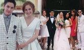 ขวัญ ควง กอล์ฟ ไปงานแต่งเพื่อน สวีตสุดๆ นึกว่าคู่บ่าวสาว
