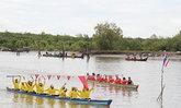 เกาะตำมะลังจัดแข่งขันพายเรือเสริมท่องเที่ยว