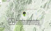 แผ่นดินไหวแม่ลาว เชียงราย ขนาด 1.6 R