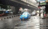 ศูนย์ป้องกันน้ำท่วม กทม.รายงานมีฝนตกหลายพื้นที่