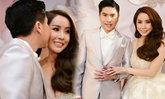 ออฟฟี่ แม็กซิม ควงสามีเปิดใจแต่งงาน ตั้งท้อง 4 เดือน